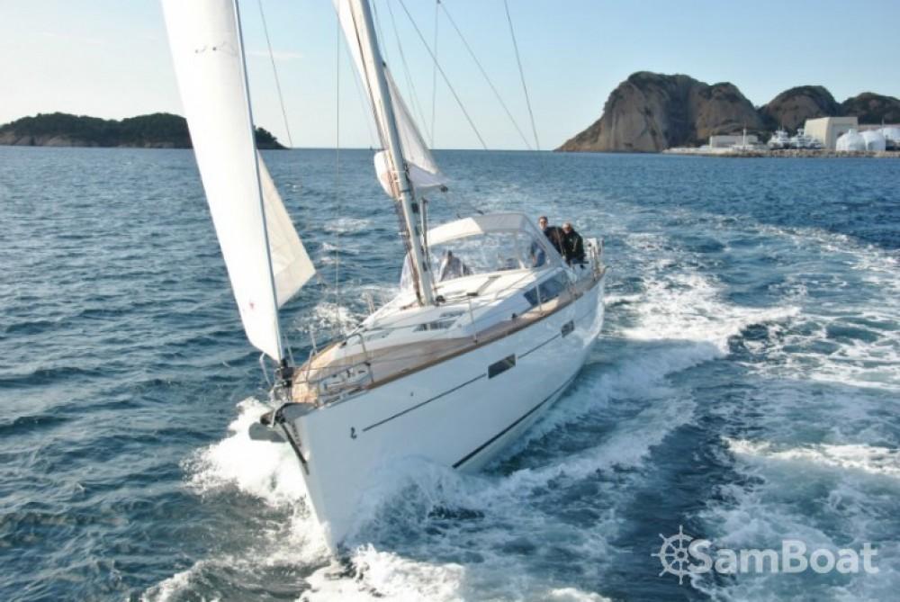 Alquiler Velero en Seget Donji - Bénéteau Oceanis 45