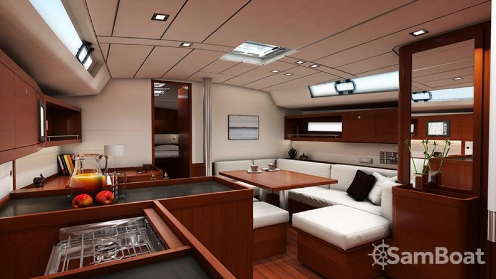 Alquiler de barcos Seget Donji barato de Oceanis 45