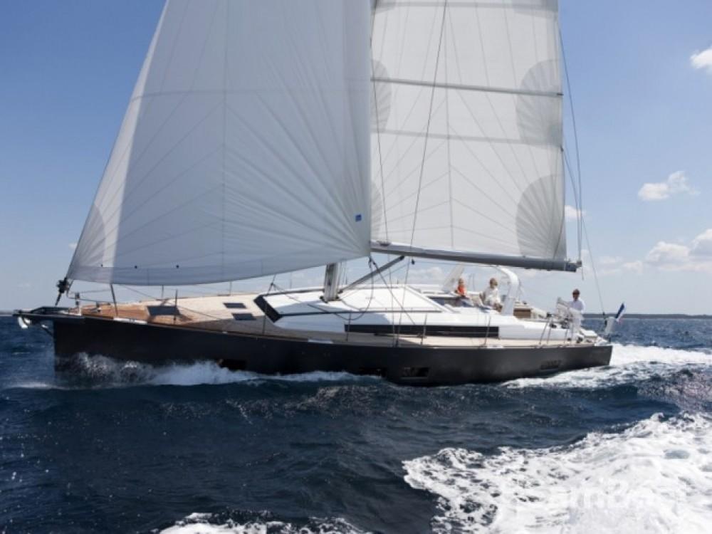 Alquiler de barcos Seget Donji barato de Oceanis 55
