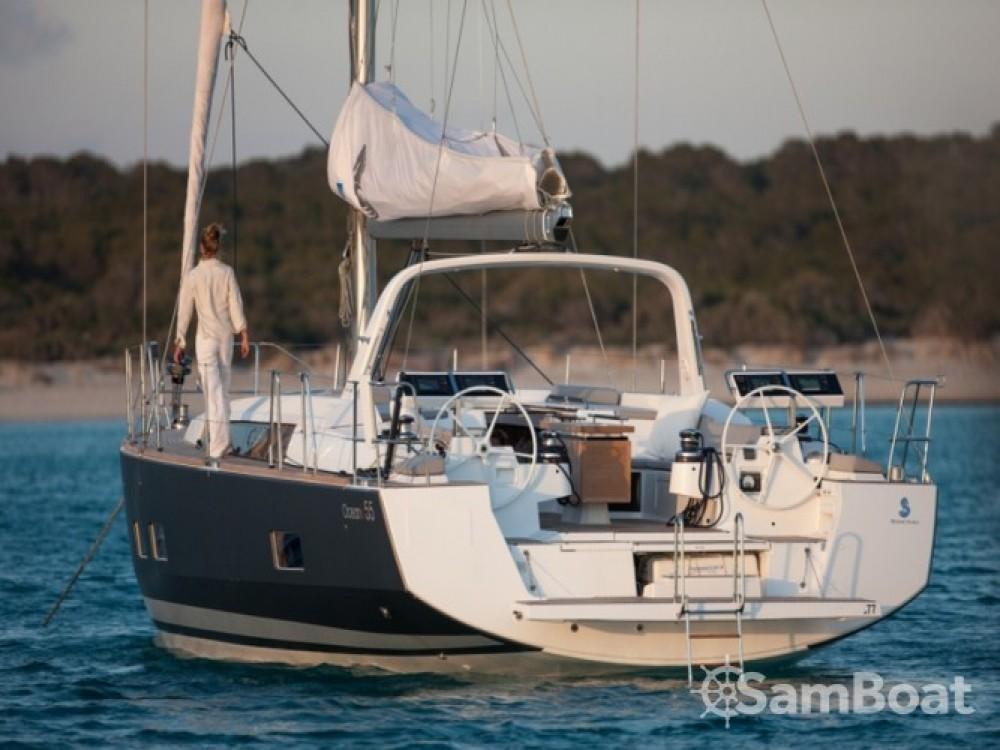 Alquiler de yate Seget Donji - Bénéteau Oceanis 55 en SamBoat