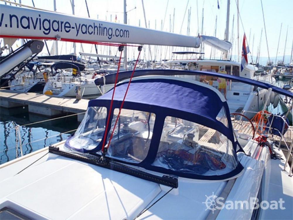 Alquiler de barcos Seget Donji barato de Sun Odyssey 439