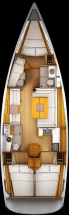Alquiler de barcos Jeanneau Sun Odyssey 439 enSeget Donji en Samboat