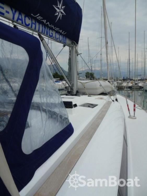 Alquiler de barcos Seget Donji barato de Sun Odyssey 469
