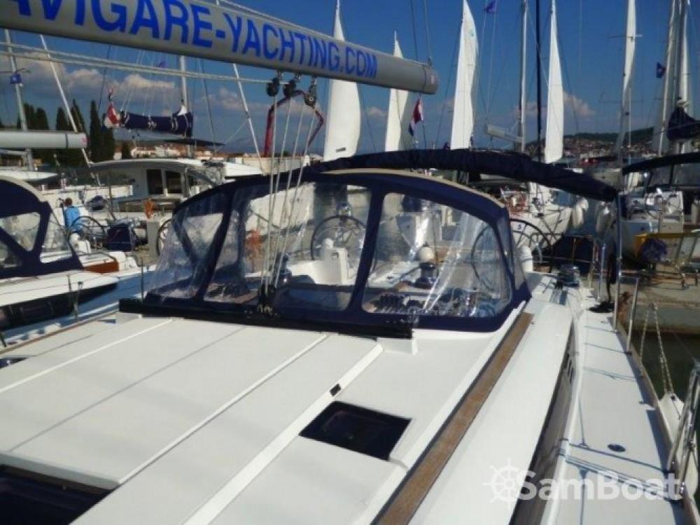 Alquiler de barcos Seget Donji barato de Sun Odyssey 509