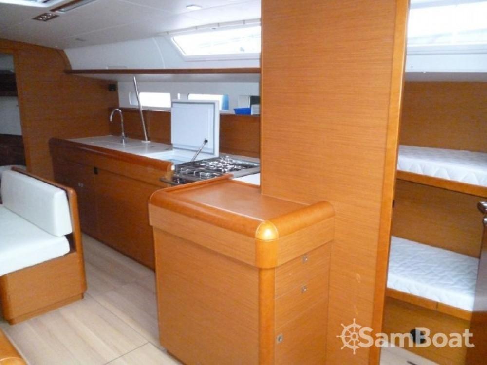 Location bateau Jeanneau Sun Odyssey 509 à Seget Donji sur Samboat