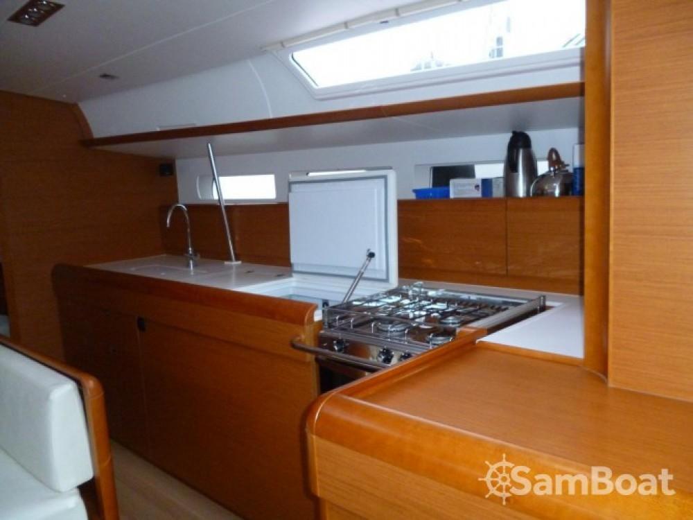 Jeanneau Sun Odyssey 509 entre particuliers et professionnel à Seget Donji