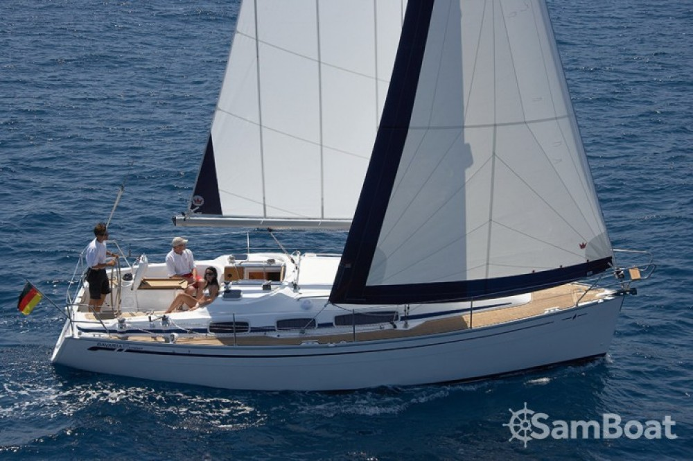Alquiler Velero en Central Greece - Bavaria Cruiser 39
