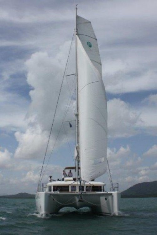 Alquiler Catamarán en Phuket - Lagoon Lagoon 450