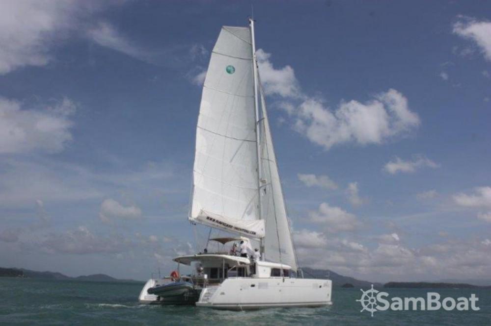 Alquiler de Catamarán, con o sin patrón Lagoon Phuket