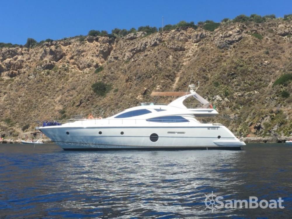Aicon-Yachts Aicon 64 - 4 + 1 cab. te huur van particulier of professional in Milazzo