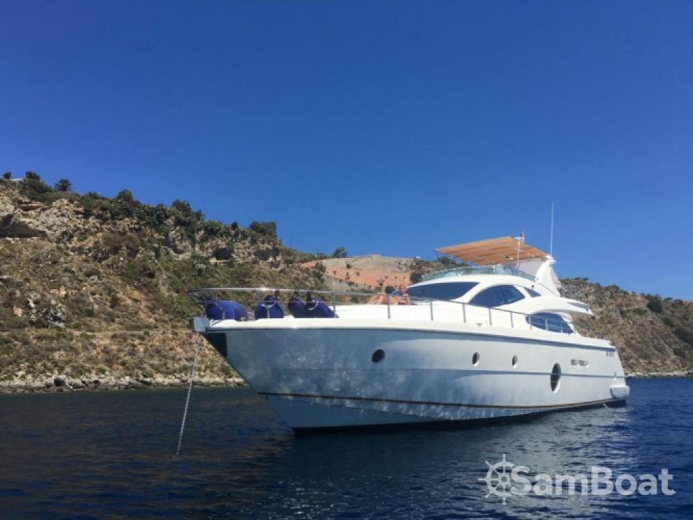 Jachthuur in Milazzo - Aicon-Yachts Aicon 64 - 4 + 1 cab. via SamBoat
