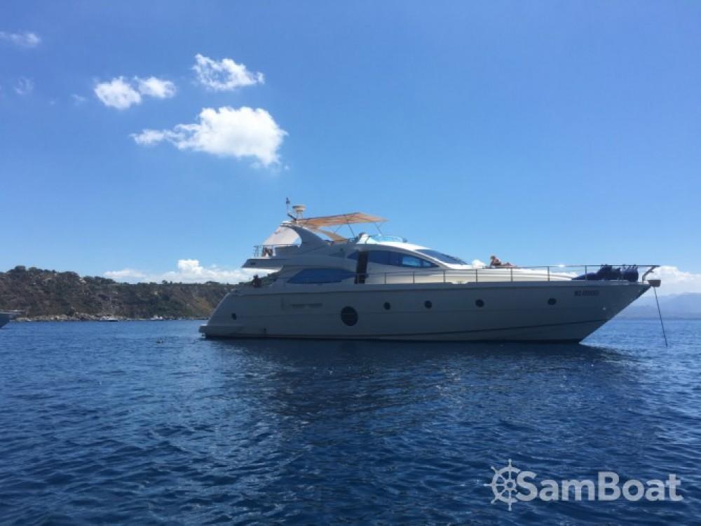 Huur Motorboot met of zonder schipper Aicon-Yachts in Milazzo