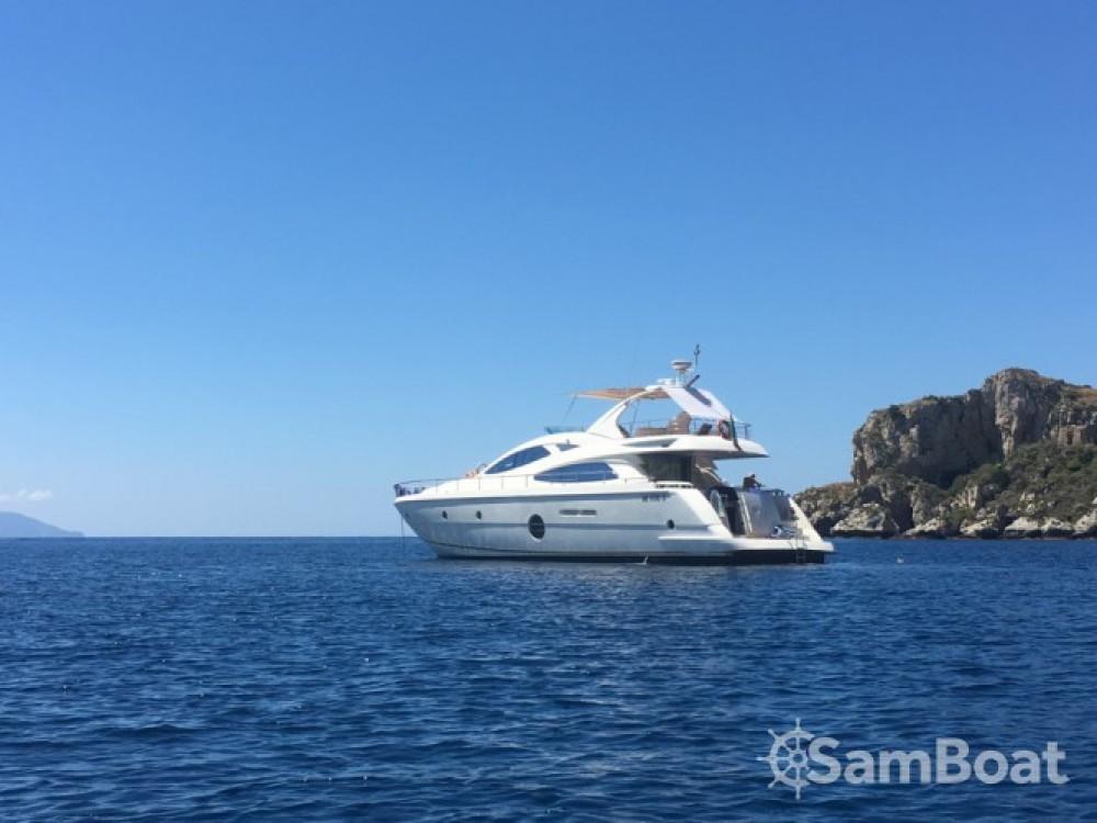 Aicon-Yachts Aicon 64 - 4 + 1 cab. entre particuliers et professionnel à Milazzo