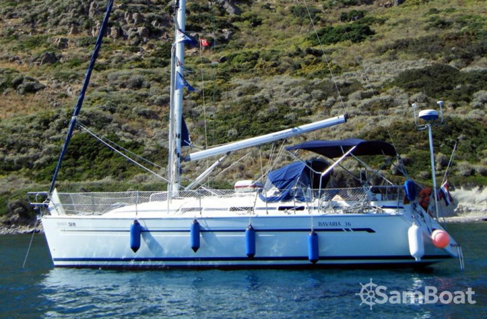 Alquiler de barcos Vrsar barato de Bavaria 36