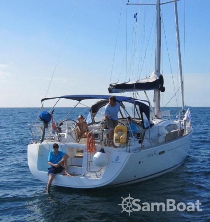 Alquiler de Bénéteau Oceanis 43 en Vrsar