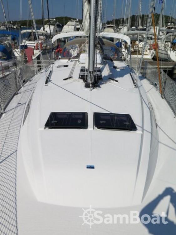 Alquiler Velero en Seget Donji - Bavaria Cruiser 46