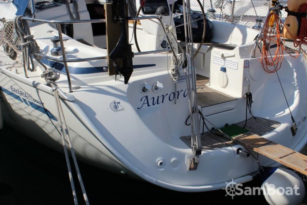 Alquiler Velero en Seget Donji - Bavaria Cruiser 39