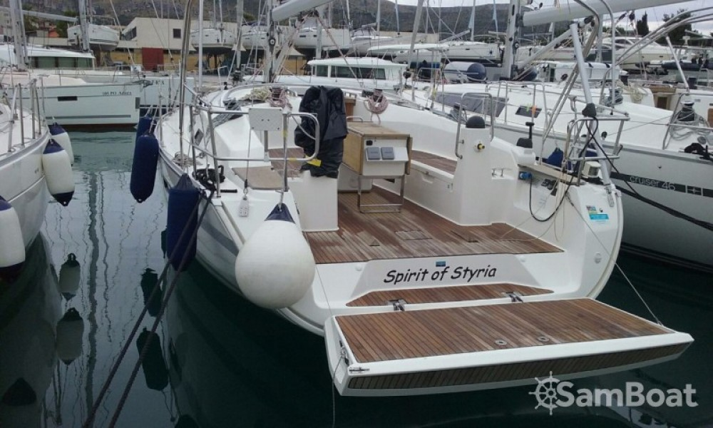 Alquiler de barcos Primošten barato de R40