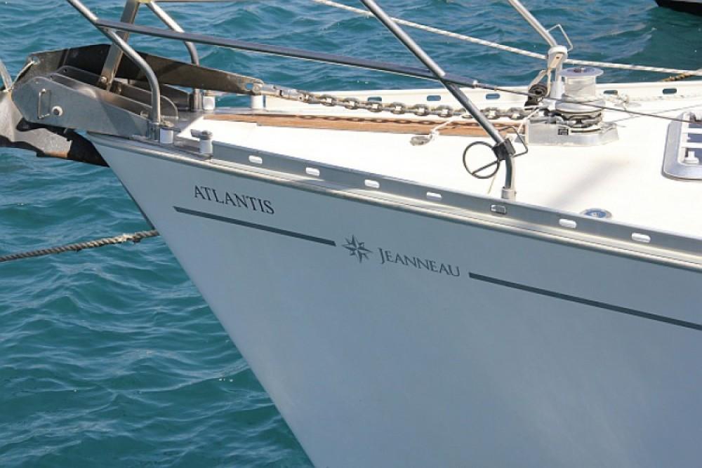 Jeanneau Sun Odyssey 52.2 entre particulares y profesional Πελοπόννησος, Δυτική Ελλάδα και Ιόνιο