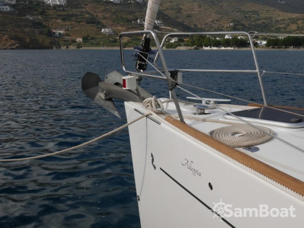 Alquiler de barcos Bénéteau Oceanis 45 enLeucade en Samboat