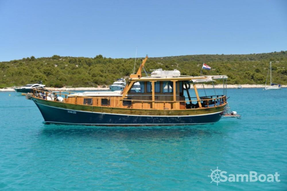 Alquiler de barcos Custom Made Yacht TIHO enZadar en Samboat