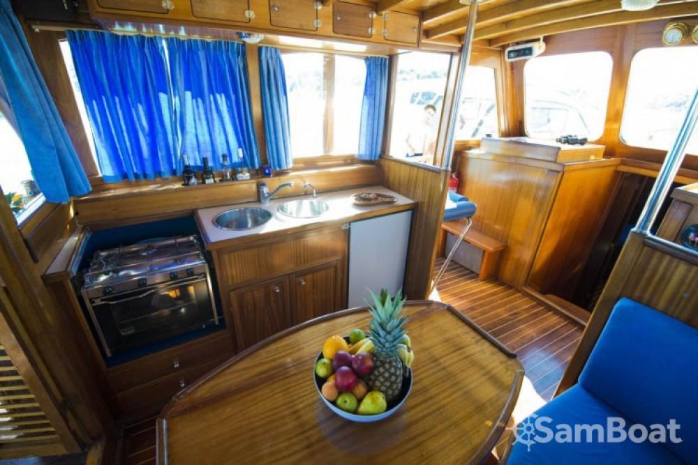 Alquiler de barcos Custom Made Yacht LUKA enZadar en Samboat