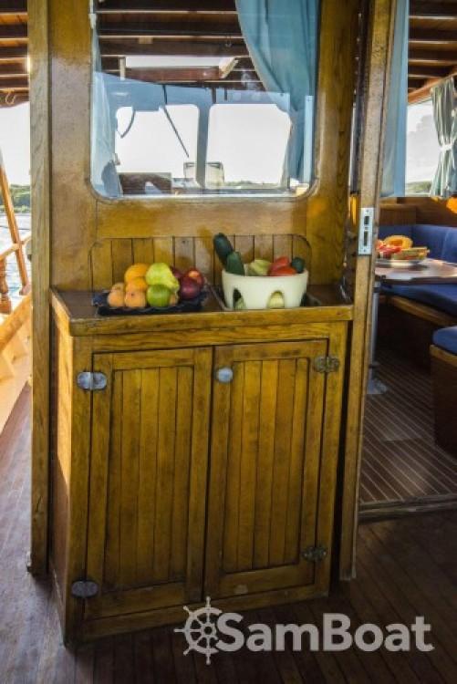 Boat rental Custom Made Yacht TIHO in Zadar on Samboat