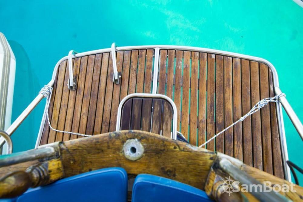 Alquiler Lancha en Zadar - Custom Made Yacht TIHO