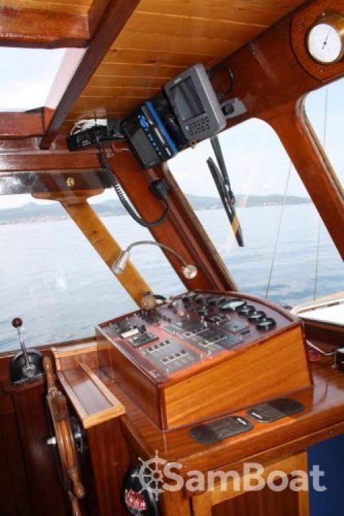 Location bateau Zadar pas cher Yacht TIHO