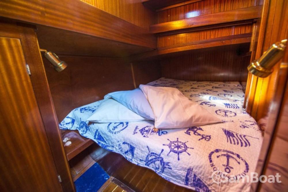 Alquiler de Custom Made Yacht LUKA en Zadar