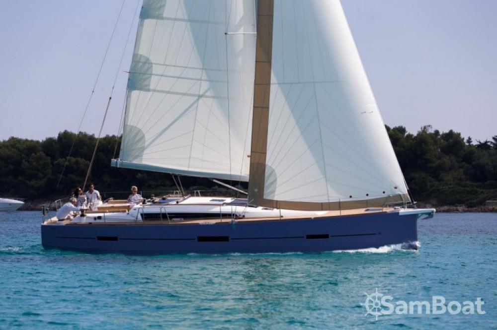 Alquiler de barcos Primošten barato de Dufour 460 Grand Large