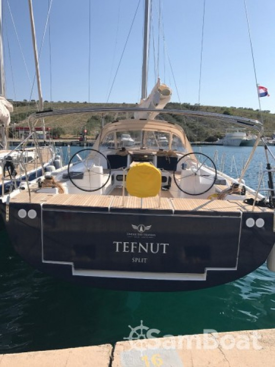 Alquiler de barcos  barato de Dufour Exclusive 56 - 4 + 1 cab.