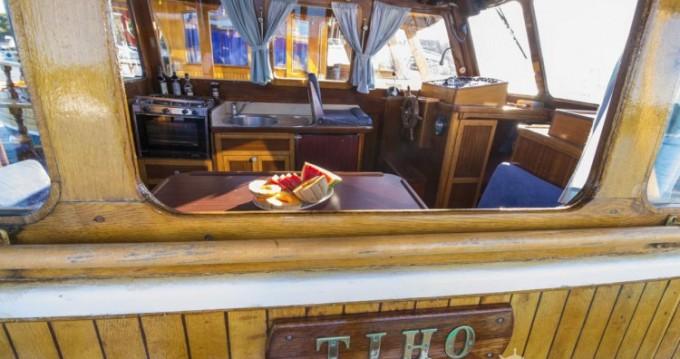 Location Bateau à moteur à Zadar - Custom Made Yacht TIHO