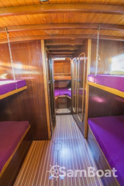 Custom Made Yacht TIHO entre particuliers et professionnel à Zadar