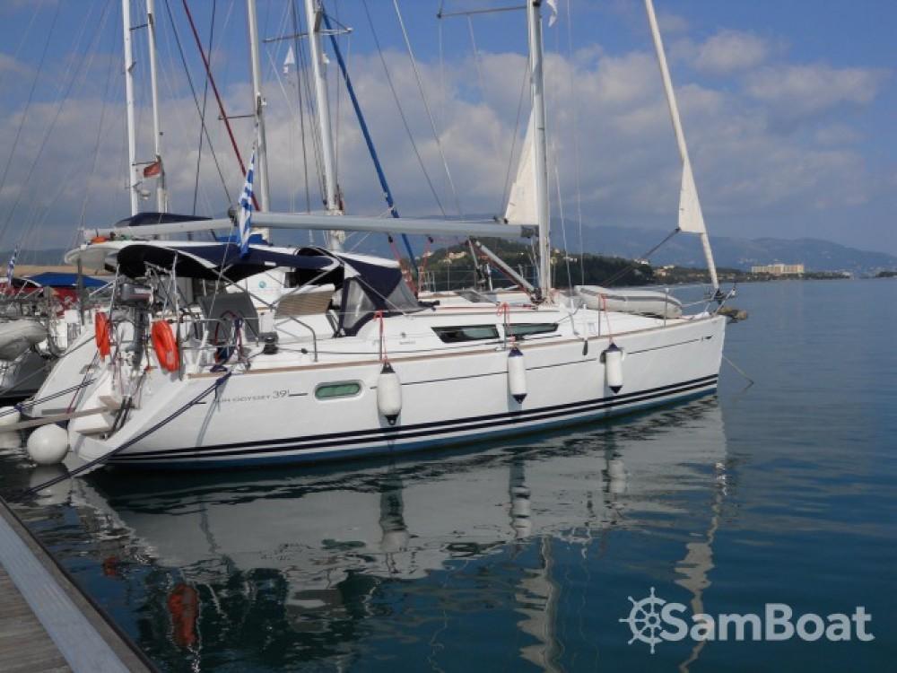 Alquiler de barcos Πελοπόννησος, Δυτική Ελλάδα και Ιόνιο barato de Sun Odyssey 39i