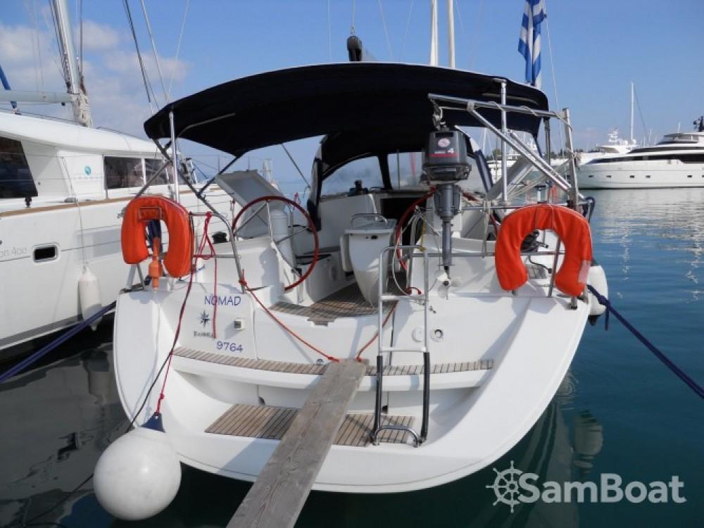 Alquiler Velero en Πελοπόννησος, Δυτική Ελλάδα και Ιόνιο - Jeanneau Sun Odyssey 39i