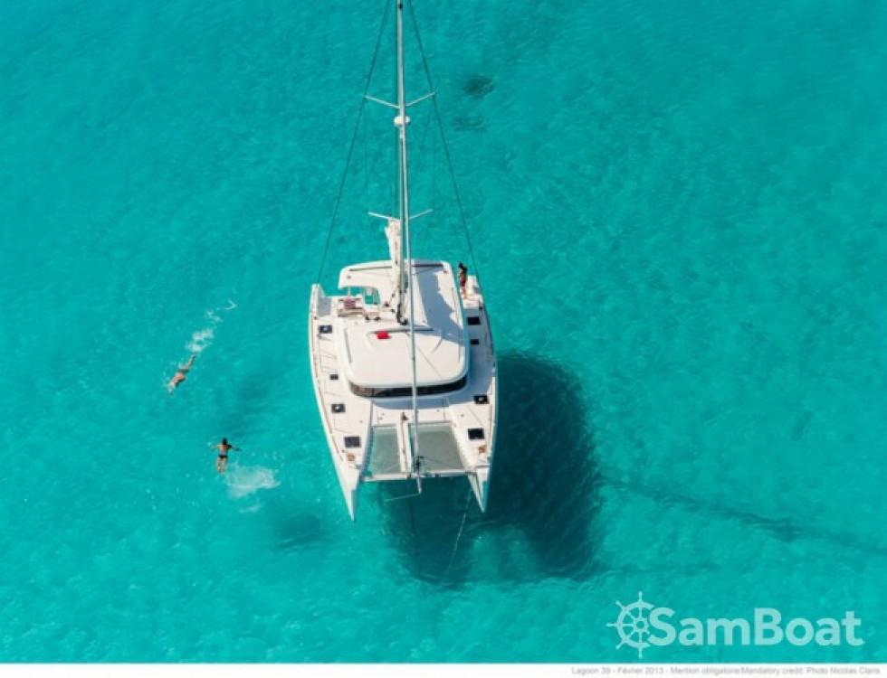 Alquiler Catamarán en Seget Donji - Lagoon Lagoon 39