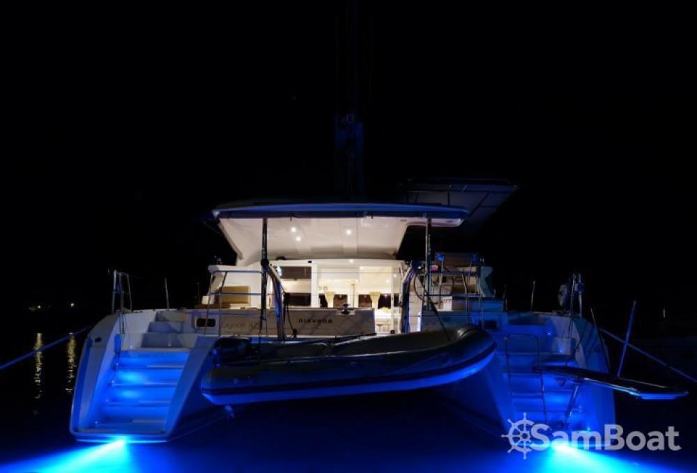 Alquiler Catamarán en Leucade - Lagoon Lagoon 421