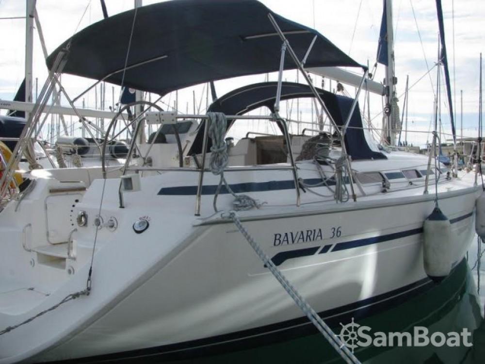 Alquiler de yate Marina Punat - Bavaria Bavaria 36 en SamBoat