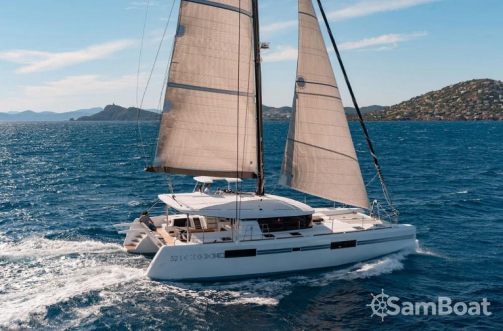 Alquiler de barcos Αττική barato de Lagoon 450