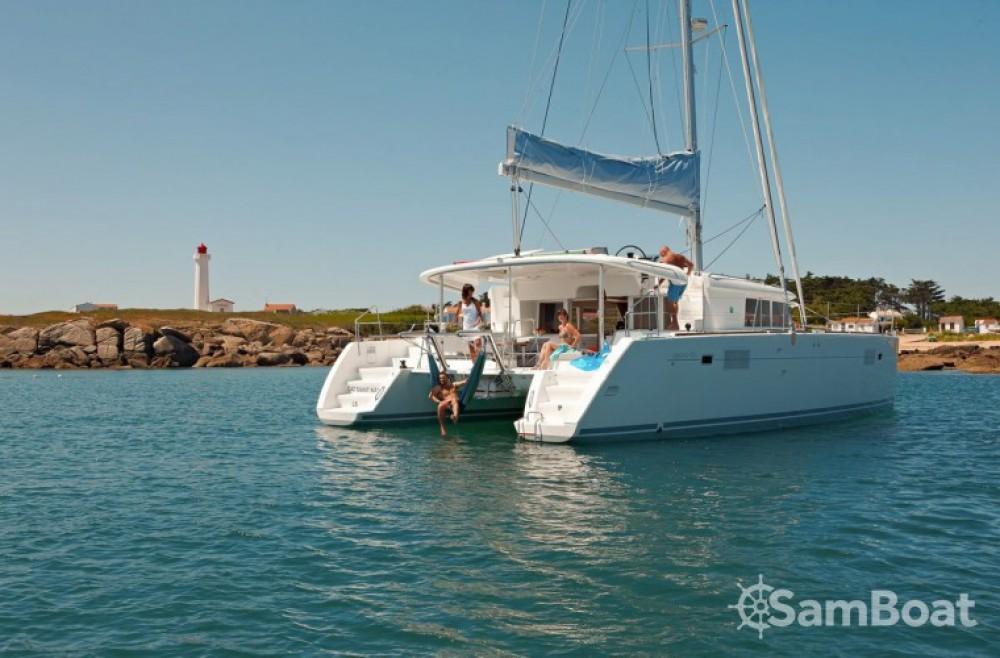 Alquiler Catamarán en Αττική - Lagoon Lagoon 450