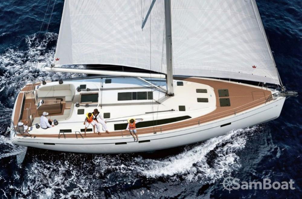 Bavaria Cruiser 51 entre particulares y profesional Central Greece