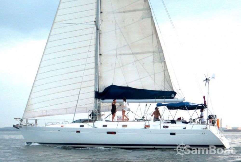 Alquiler de Bénéteau Oceanis 50 Family en Cartagena de Indias