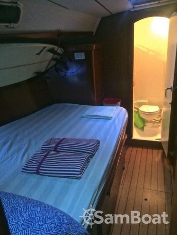 Alquiler de barcos Bénéteau Oceanis 50 Family enCartagena de Indias en Samboat