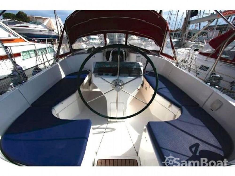Alquiler de barcos Cartagena de Indias barato de Oceanis
