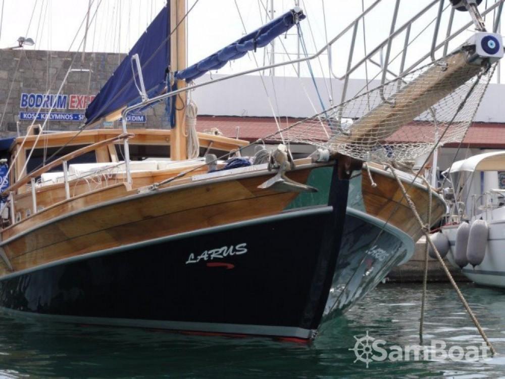 Alquiler de yate Pirovac - Custom Made Larus - 3 + 1 cab. en SamBoat
