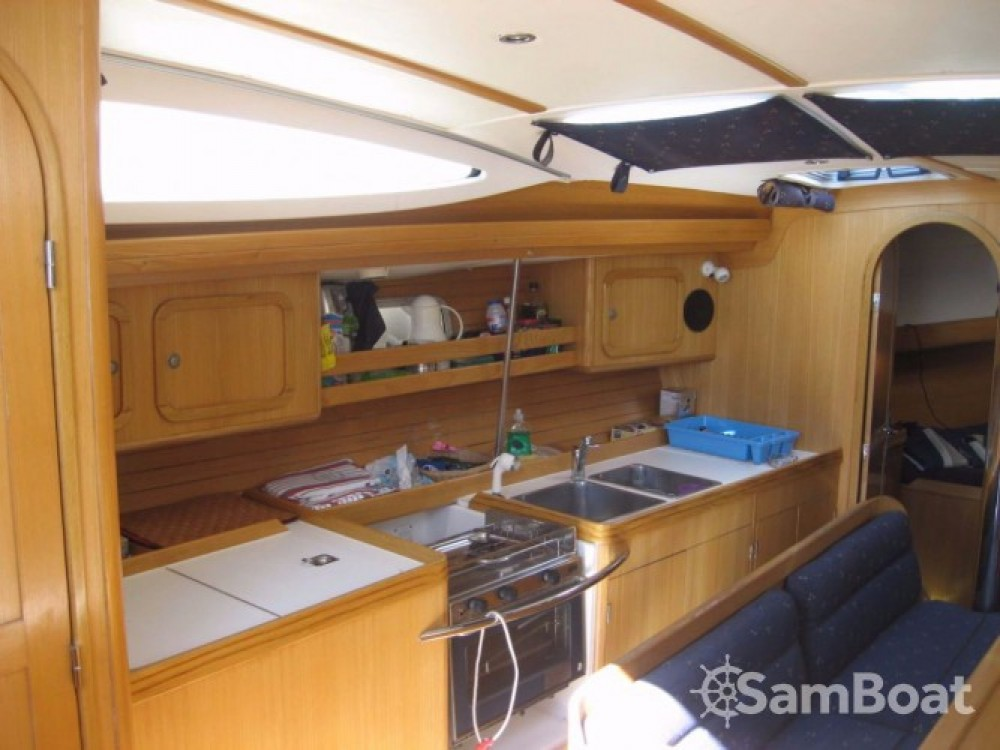 Alquiler de barcos Feeling-Yachts Feeling 39 enCentral Greece en Samboat