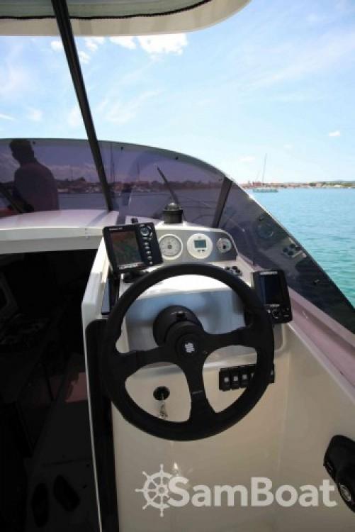 Location bateau Kukljica pas cher Balt 818 Titanium