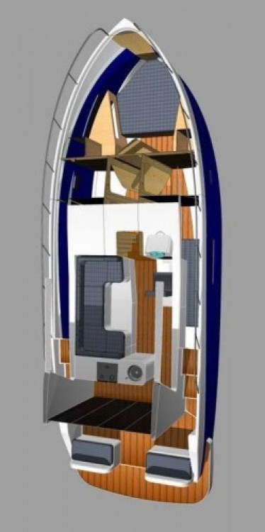 Alquiler de barcos Futura-Yachts Futura 36 enKukljica en Samboat