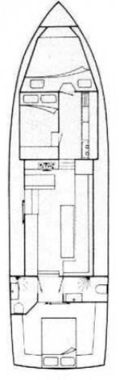 Location Bateau à moteur De-Groot avec permis